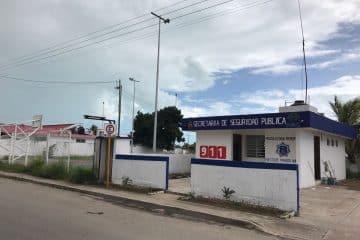 Refuerza la SSPQROO vigilancia con rehabilitación de casetas en Chetumal