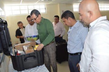 Equipan a personal de la Fiscalía General de Quintana Roo