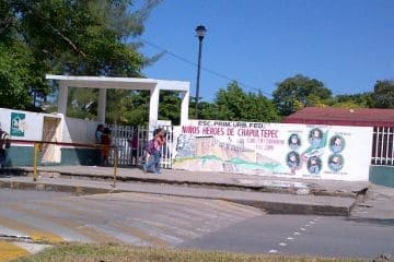 Escuelas siguen siendo presa de robos y vandalismo durante vacaciones