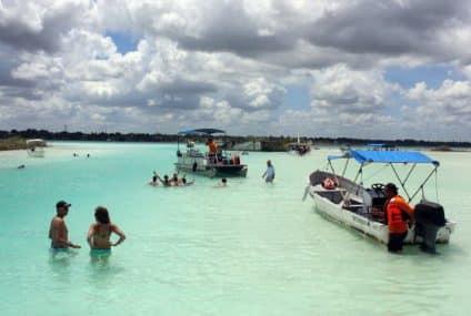 Alexander Zetina exige a Capitanía de Puerto regular transporte en la laguna