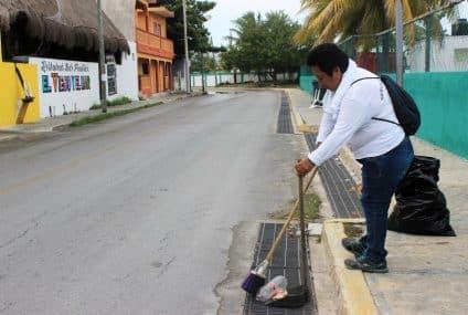 Isla Mujeres se mantiene limpia y con mejores servicios