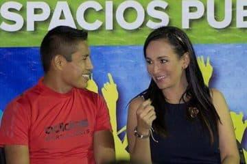 Genera Laura Fernández oportunidades de desarrollo para la juventud portomorelense