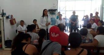 Rebasados, Centros de Salud Urbanos
