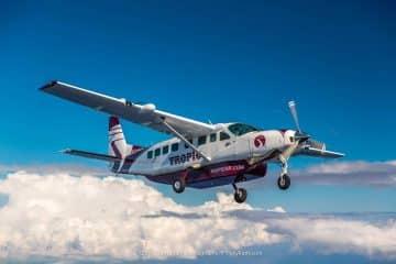 Se atrasa primer vuelo de la ruta Chetumal-Belice