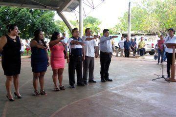 Toman protesta alcaldes y delegados en el Municipio FCP