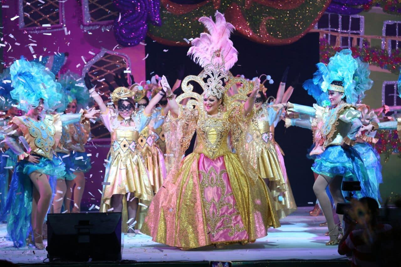 """Una tradición que brinda identidad el """"Baile de Carnaval de Damas"""" en Chetumal: Gabriela Rejón de Joaquín"""
