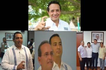 """Carlos Joaquín, obligado a meter a sus """"chamacos"""" en cintura"""