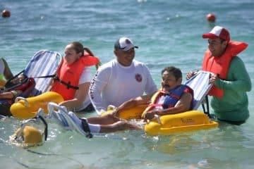 Isla Mujeres apunta a convertirse en destino turístico incluyente