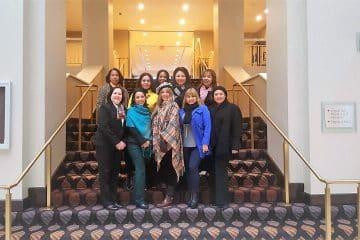 Representan a Quintana Roo en materia de Prevención de la Violencia de Género