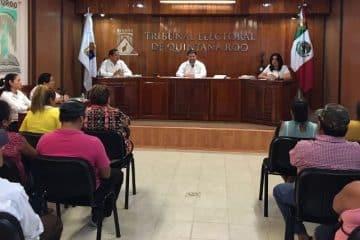 Anulan elección de Laguna Kaná, ordena Teqroo proceso extraordinario