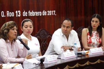 Reafirma compromiso el gobierno de juan carrillo soberanis con la protección de la infancia y la juventud