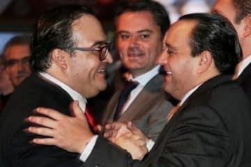 Borge-Duarte, ¡millonario dúo diabólico!