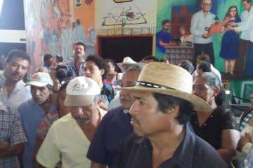 Desnudan fraude del Comisariado Ejidal de Juan Sarabia, le vieron la cara a la SCT y al RAN