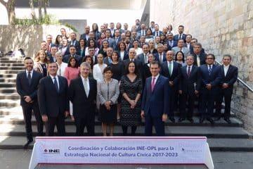 Se suma IEQROO al fortalecimiento de la Cultura Democrática en México