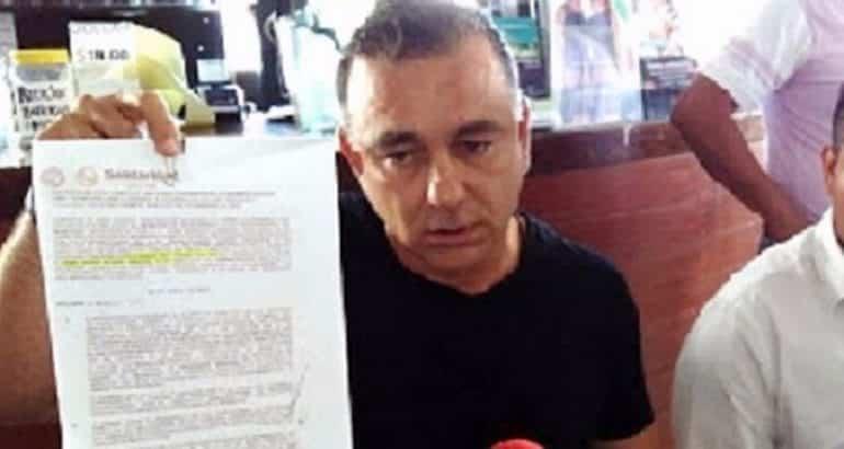 ¿Pacto Carlos Joaquín-Roberto Borge?
