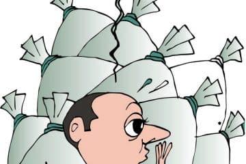 COLINAS: Beto Borge y su manía por acumular dinero