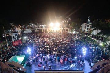 Cierra con mucho éxito Carnaval Isla Mujeres 2017