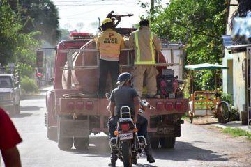 Recicladora alarma a las unidades de emergencia y molesta a vecinos