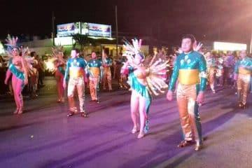 20 personas probaron el 'fresco bote' durante el Carnaval de Chetumal
