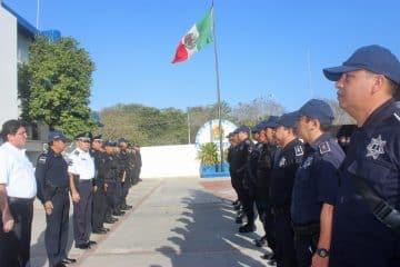 Presentan nuevo mando de la Policía Rural en Quintana Roo