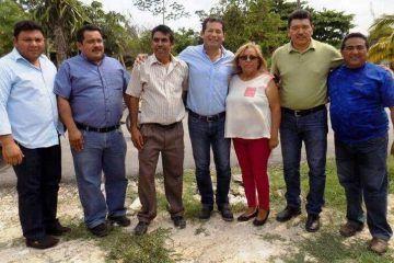 Refrenda Alexander Zetina compromiso y respeto con la base trabajadora del municipio