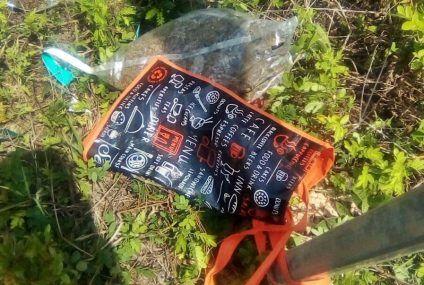 Policías Rurales aseguran 2 kilos de hierba, presuntamente de la mala