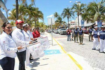 La seguridad de los isleños y visitantes es nuestra prioridad: Juan Carrillo