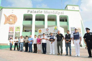 Inicia Operativo de Semana Santa en el municipio de Othón P. Blanco