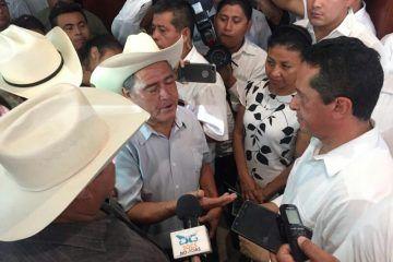 Campesinos quintanarroenses hacen S.O.S. al gobernador Carlos Joaquín
