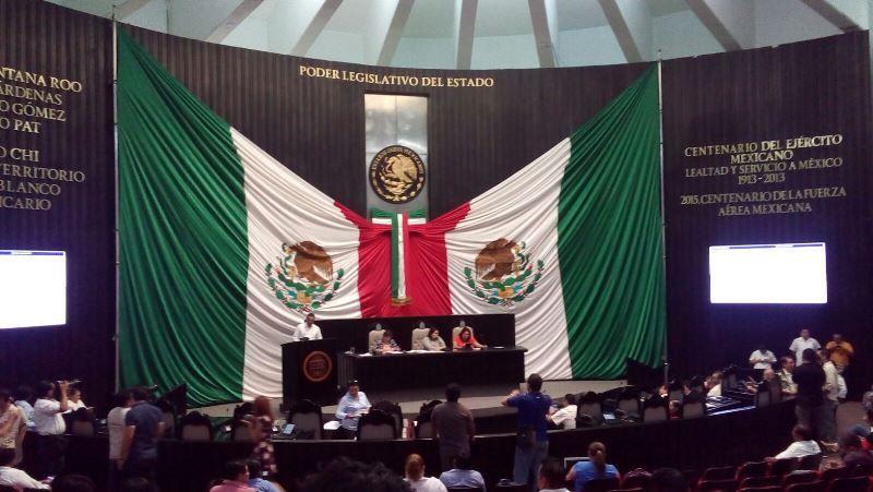 Posicionamiento del Congreso De Quintana Roo en torno a la determinación del tribunal electoral del poder judicial de la federación