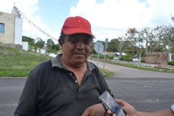 Habitantes de Dzula piden alumbrado público para sus calles nuevas