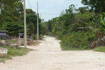 Kampocolché Nuevo implora por calles pavimentadas