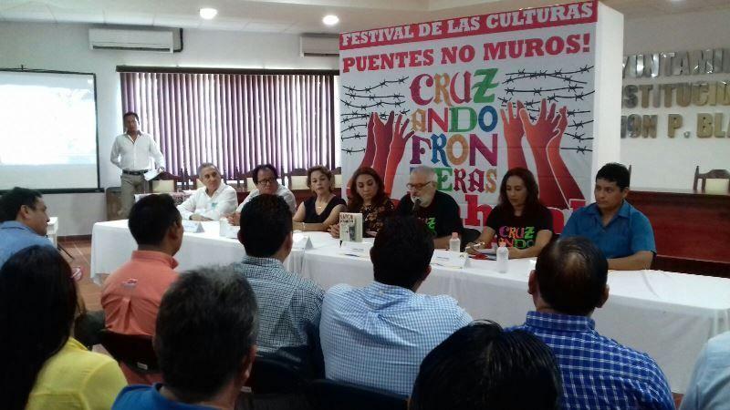 Festival Cruzando Fronteras rendirá tributo a la libertad de expresión