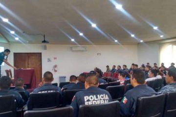 Policía Federal realiza jornada de prevención de Ciberdelitos con estudiantes universitarios de Cancún
