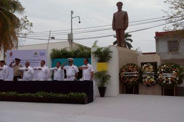 Conmemoran 119 aniversario de la Fundación de Payo Obispo, hoy Chetumal