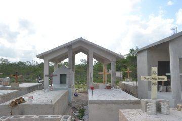 """Reviven sistema de """"aparta tumbas"""" en nuevo cementerio"""