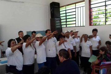 Eligen a Cuauhtémoc Godoy como Presidente del Comisariado del Ejido Chetumal