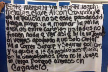 """Amenazan a """"halcón"""" en Playa Del Carmen"""