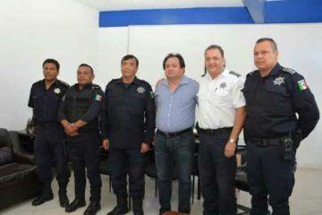 Roban en vivienda de subdirector operativo de la policía municipal de OPB