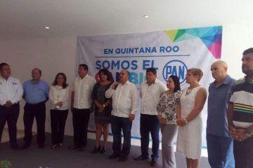 """Panistas refrendan compromisos """"a un año del triunfo de la alternancia"""""""