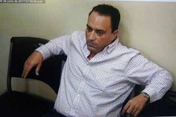 Extradición de Roberto Borge podría prolongarse hasta febrero de 2018