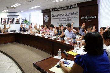 Refuerza Solidaridad acciones para la transparencia y el combate a la corrupción