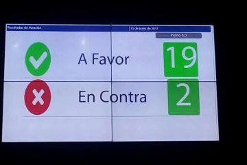 Diputados planchan eliminación del Fuero en Quintana Roo