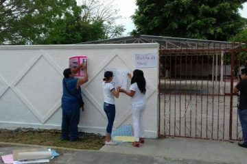 Constantes robos mantienen asoladas a escuelas de Chetumal