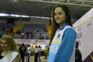 """Andrea Sansores, Medalla de Oro en el """"Senior Championships Coral Springs"""""""
