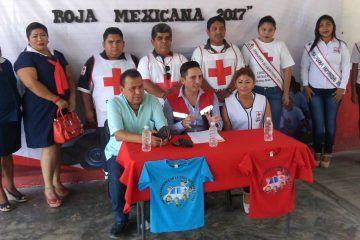 Cierra colecta de Cruz Roja en FCP, no alcanzaron la meta