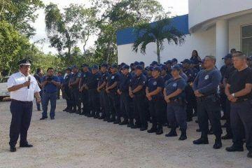 Nombran a Miguel Marchán, encargado de despacho en la Policía Municipal de FCP