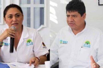 Candy Raygoza echa tierra sobre Rafael Quintanar