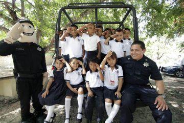 Trabaja ayuntamiento de Isla Mujeres en la prevención del delito
