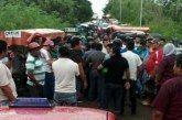Estalla conflicto entre transportistas de JMM